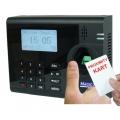 Magic Pass 15 500 ID Parmak İzli ve Proximit Kartlı Personel Takip