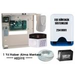 Alarm Sistemlerinde KAMPANYA ( Haber Alma Merkezi, Kurulum, Montaj Ücretsiz )