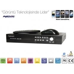 Avenir 4 Kanal 4 Ses DVR Kayıt Cihazı